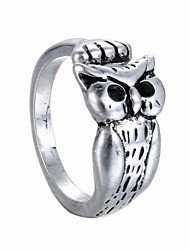European Animal Owl Ring