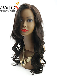 8A Virgin Peruvian Cheap Full Lace Wigs Human Hair Wigs With Bang Glueless Wavy Lace Wig For Fashion Black Women