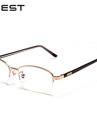 Fashion Unisex Metal Frame Reading Glasses Perents Gifts 8001