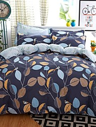 Yuxin®Moringa Super Soft Skin-Friendly Cotton 4 Piece Quilt  kit   Bedding Set
