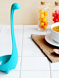 Creative Kitchen PP Nessie Style Ladle – Light Blue