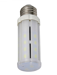 8W E14 / E26/E27 / B22 Ampoules Maïs LED T 26PCS SMD 5730 100LM/W lm Blanc Chaud / Blanc Naturel Décorative AC 85-265 V 1 pièce