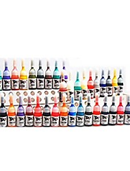 BaseKey 40 color tattoo ink x 5 ML