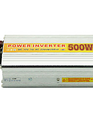 500W Car Power Inverter 12V TO 220V