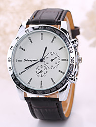 Men's fashion strap watch