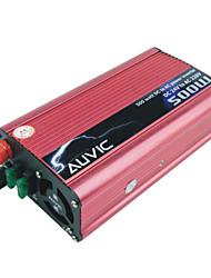AUVIC 500W 24V to 220V  Car Inverter Power Inverter with USB