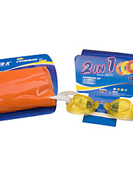 SUPER-K® SWIMMING SET (2 IN 1) ONE GOGGLE + ONE SWIMMING RING for Kids ASM6254