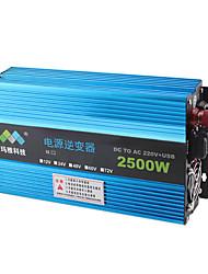 1500w Fahrzeug Solar Inverter Stromrichtertransformator 12v mit Lüfter 220 V