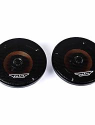 """paire 5.4 """"dia-parleurs 2 voies coaxiales 20 watts noir pour voiture audio automobile"""
