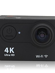 OEM H9 Action cam / Sport cam 12MP 640 x 480 / 4608 x 3456 / 1920 x 1080 / 4032 x 3024Impermeabile / Tutto in uno / Conveniente /