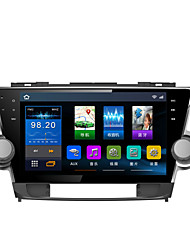 DVD Player Automotivo - 2 Din - 1024 x 600 - 10,2 Polegadas