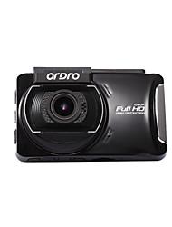 CAR DVD - 2048 x 1536 - con CMOS 3.0 MP - para G-Sensor / Detector de Movimiento / Gran Angular / 1080P / Antigolpes