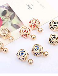 HUALUO@Earring Jewelry Boutique Korean Lantern Earrings