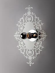 LED Lavare le luci per montaggio a parete,Moderno/contemporaneo E12/E14 Acciaio inossidabile
