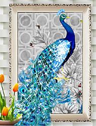 поделки 5d алмазов вышивка алмаз мозаика новый павлин душа любовь круглый Алмазный крест картины стежком комплекты домашнего декора