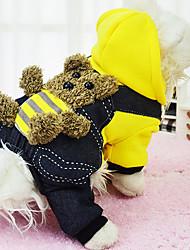 Dog Coat Blue / Dark Blue Spring/Fall Fashion