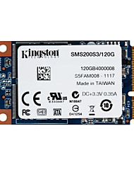 Kingston SSDNow 120gb digitales MS200 mSATA (6Gbps) unidad de estado sólido para Notebooks tabletas y ultrabooks sms200s3 / 120g