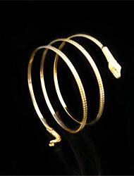 Bracelete Cristal Pérola 18K ouro Original Moda Jóias da indicação Jóias Dourado Prata Jóias 1peça