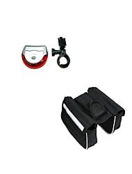 Bike Bag <10LLBike Frame Bag Moistureproof / Wearable Bicycle Bag Oxford / Mesh Cycle BagIphone 5/5S / Iphone 6/IPhone 6S/IPhone 7 /