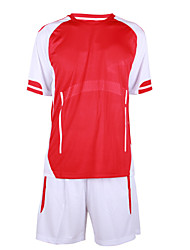 Custom Soccer Uniform High Quality Soccer Team Knit Jersey