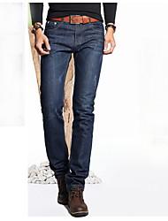 Men's Classic  Casual Jeans