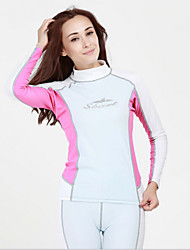Diving Suit Jellyfish Body Lint Beach Surf Wear Female Snorkeling Long Sleeved Sun Bbathing Suit
