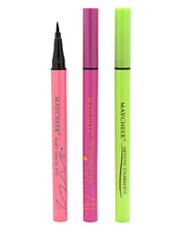 Eyeliner Pencil Wet / Matte Lifted lashes / Long Lasting Multi-color Eyes 1 1 Make Up For You