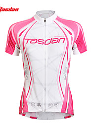 TASDAN® Cycling Jersey with Shorts Women's Short Sleeve Breathable / Quick Dry / Ultraviolet Resistant / Sweat-wicking BikeJersey /