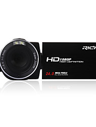 "rich® hd-913 hd 1080p Pixel 24,0 Megapixel 16-fach-Zoom 3,0 ""LCD-Bildschirm Full-HD-Digitalkamera Camcorder"
