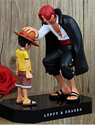 One Piece Monkey D. Luffy PVC Figures Anime Action Jouets modèle Doll Toy