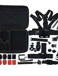 Gopro AccessoriesMount/Holder / Monopod / Tripod / Straps / Gopro Case/Bags / Screw / Buoy / Helmet / Balaclavas / Adhesive / Head Straps