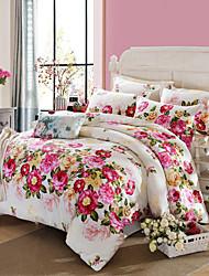новый список постельные принадлежности установлены элегантные свадебные подарки простыню романтический цветочный дизайн постельное белье