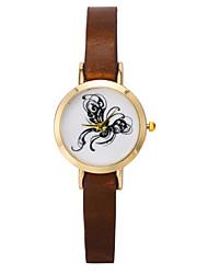 L.WEST Women's Octopus Design Restoring Ancient Ways Analog Quartz Bracelet Watch Cool Watches Unique Watches
