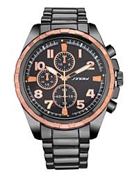 Men's Watch Luxury Brand Watches Men Quartz Full Steel Watch Military Watches Waterproof Male Business Clock