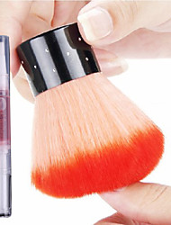 1 Nail Soft Brush Cleaning Brush And 1 Cuticle Revitalizer Oil