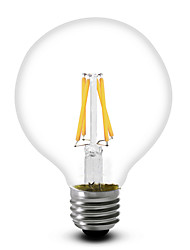 G95 4W LED Filament Light 2700K