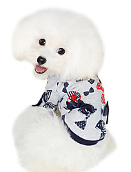 Dog Coat Gray Summer Fashion