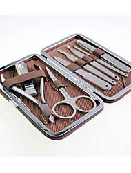 di alta qualità di manicure in acciaio inox set 8 in 1