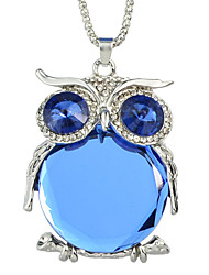Jewelry Pendant Necklaces Wedding / Party / Daily Alloy 1pc Women Wedding Gifts