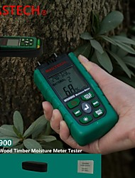 Mastech MS6900- Portable Multifunctional Wood Moisture Tester + Environmental Temperature And Humidity Test