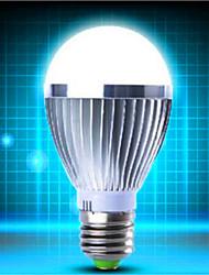 Ampoules Globe LED Décorative Blanc Chaud / Blanc Froid FENG   HE 1 pièce MR16 E26/E27 7W 14 SMD 5730 180 LM AC 85-265 V