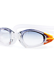 Unisex PC Anti-Fog Swimming Goggles
