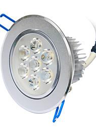 7W Plafonniers 7 LED Haute Puissance 700 lm Blanc Chaud Blanc Froid Gradable Décorative AC 100-240 AC 110-130 V 1 pièce