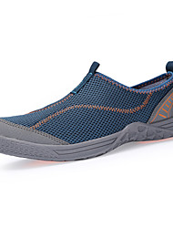 Men's Hiking Shoes Tulle Blue / Green / Red