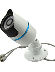 CCTV 24Les IR-Cut 1200TVL 3.6mm 1/3 Sony CMOS HD 960H waterproof Outdoor Bullet Security camera
