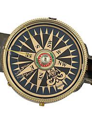 урожай американский медная пластина компас компас античный ремесел подарок металл компас