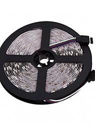 zdm ™ 5m 300 * 5050 führte smd DC12V RGB-LED-Streifenlampe 72w
