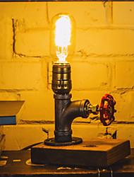 Vintage Industrial Desk Lights Night Light E27 Edison Bulb 110-220V for Wedding Birthday Party Decoration-FJ-DT2S-039C0
