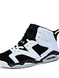 Women's / Men's Basketball Shoes Black / Yellow / White