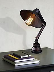 Metal-Lámparas de Escritorio-Protección Ocular-Rústico/ Campestre